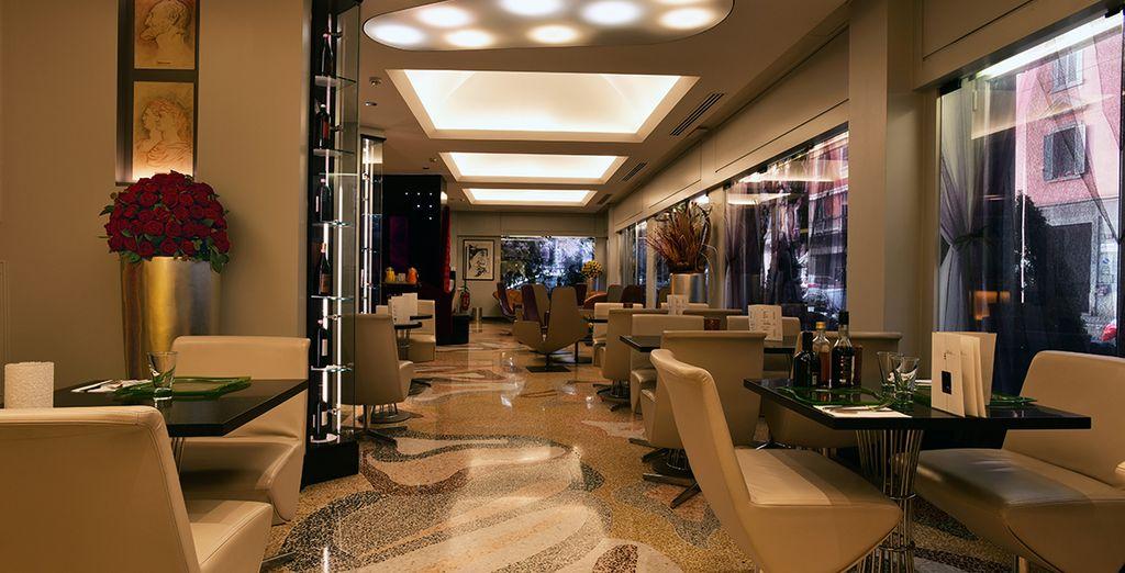 Een modern en elegant 4* hotel