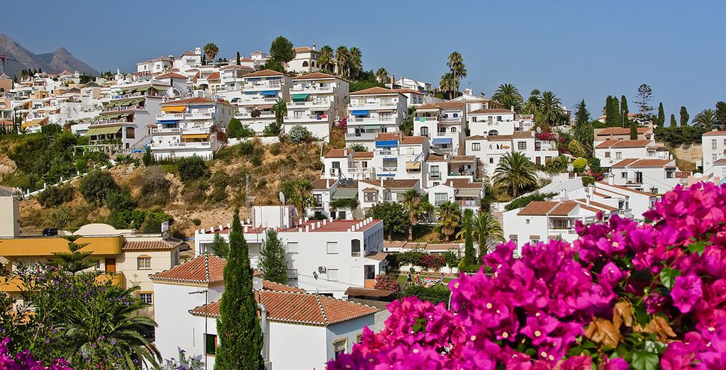 Onder de stralende zon van Marbella