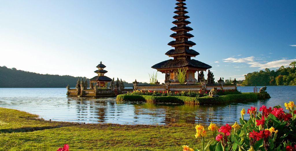 Reis naar het prachtige eiland Bali