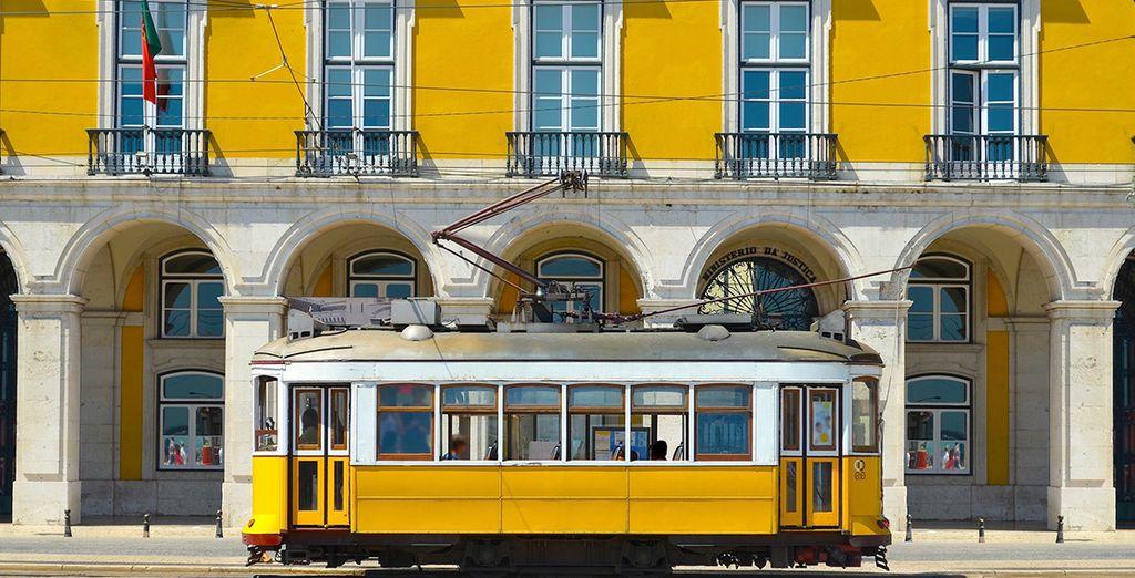 Ontdek elke hoek van Lissabon