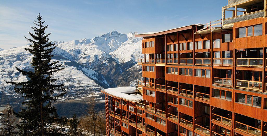 Fijn verblijf in de Alpen!