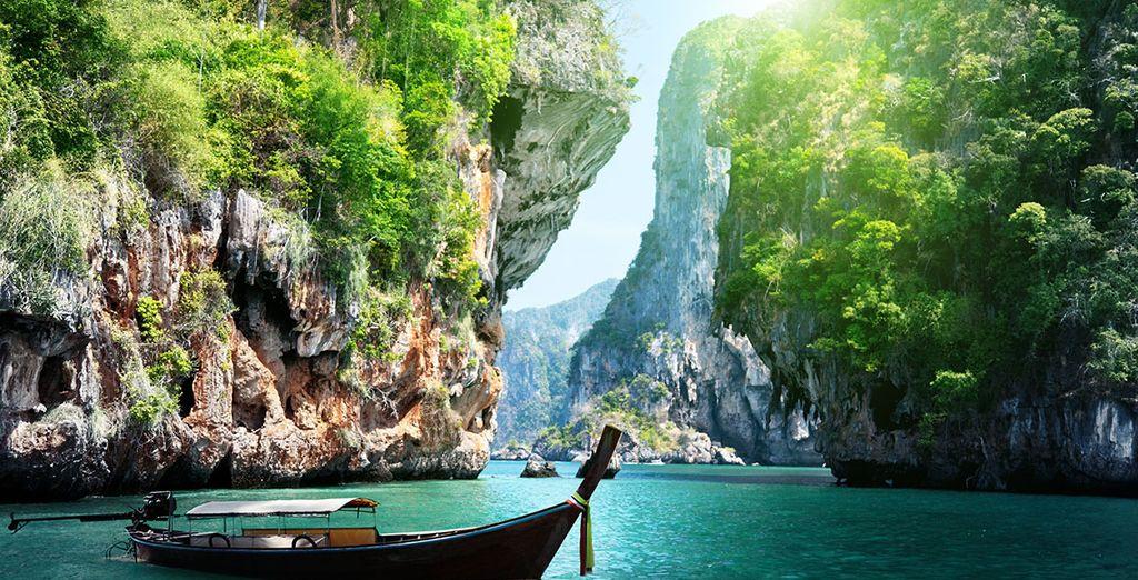 Thailand wacht op u