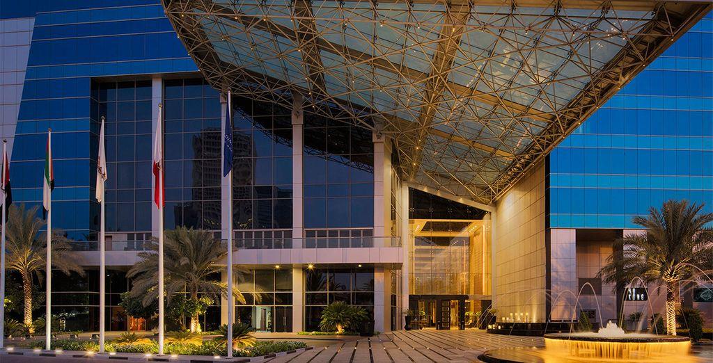 In The H Hotel Dubai 5*