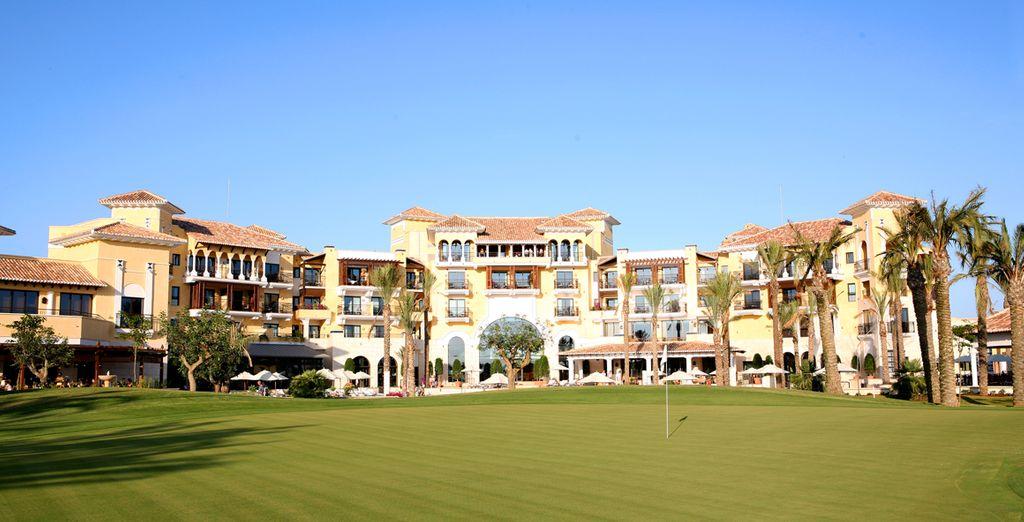 In het Intercontinental Mar Menor Golf Resort & Spa 5*
