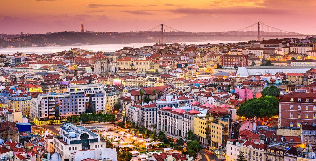 En ontdek Lissabon