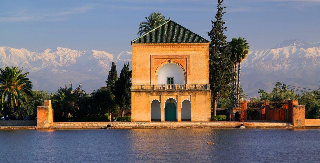 Er is zoveel te ontdekken in Marrakech