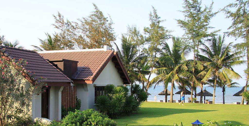 U zal bij Palm Garden Resort Hoi An verblijven