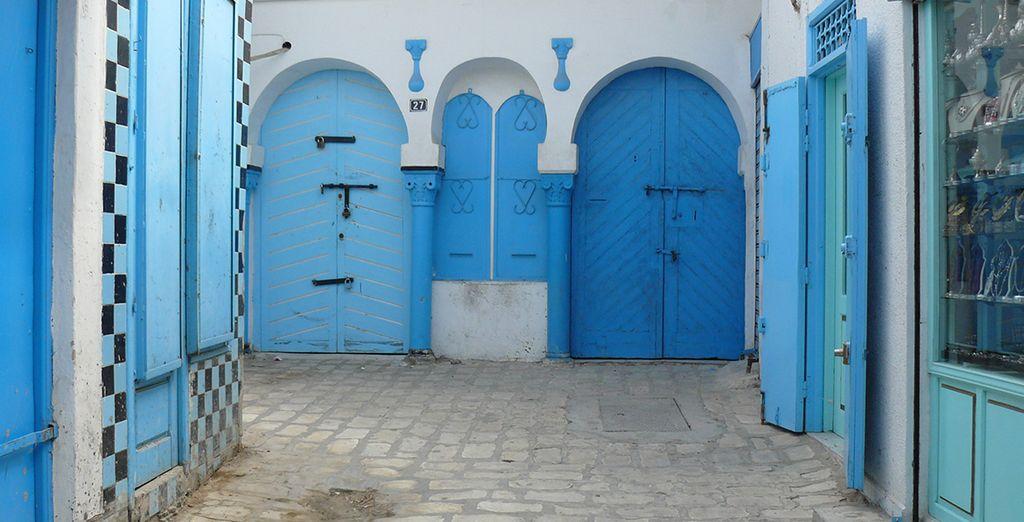 Ga op ontdekking op het prachtige eiland Djerba
