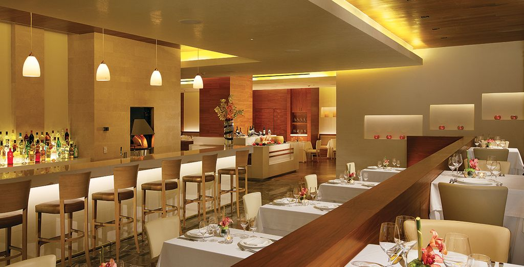 Het restaurant Nebbiolo
