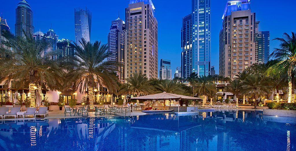 Een oase van rust en ontspanning in het energieke Dubai