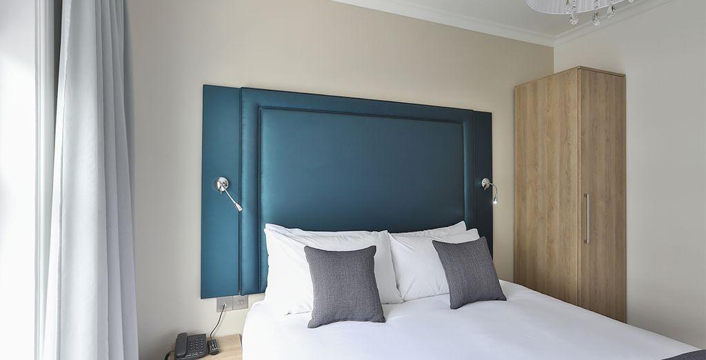 Het J Hotel London ligt dicht bij vele bezienswaardigheden, zoals Hyde Park, Royal Albert Hall en Oxford Street
