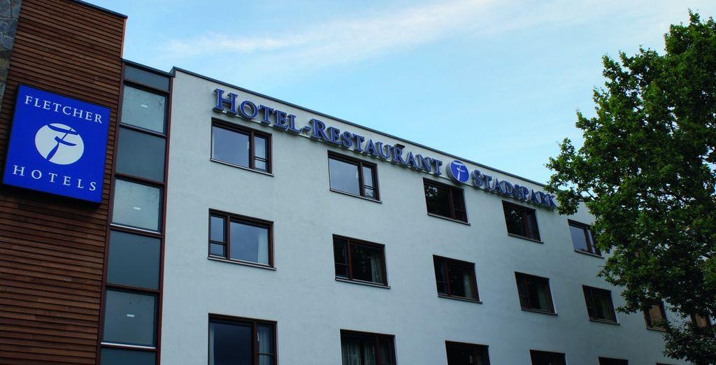 Ontdek alle faciliteiten van dit 4* hotel