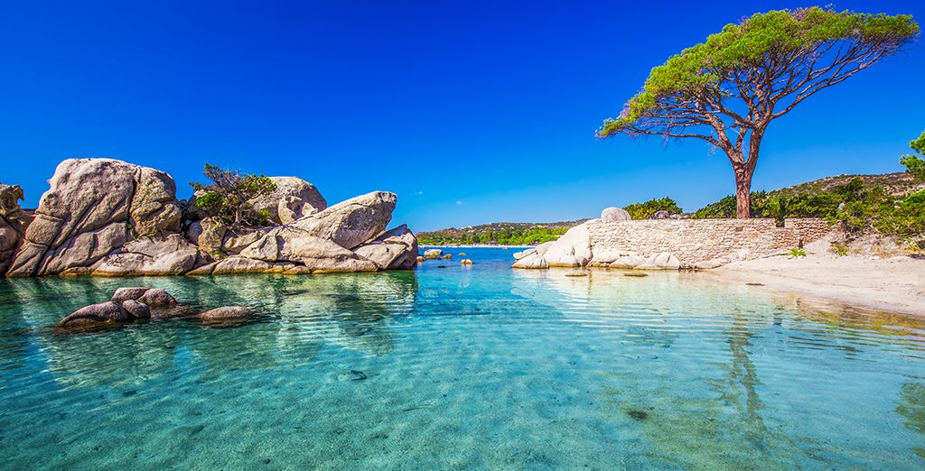 Welkom aan de zuidkust van het eiland Corsica