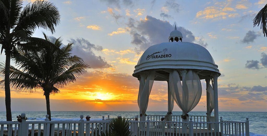 Waar u verblijft in het Hotel Paradisus Varadero 5*