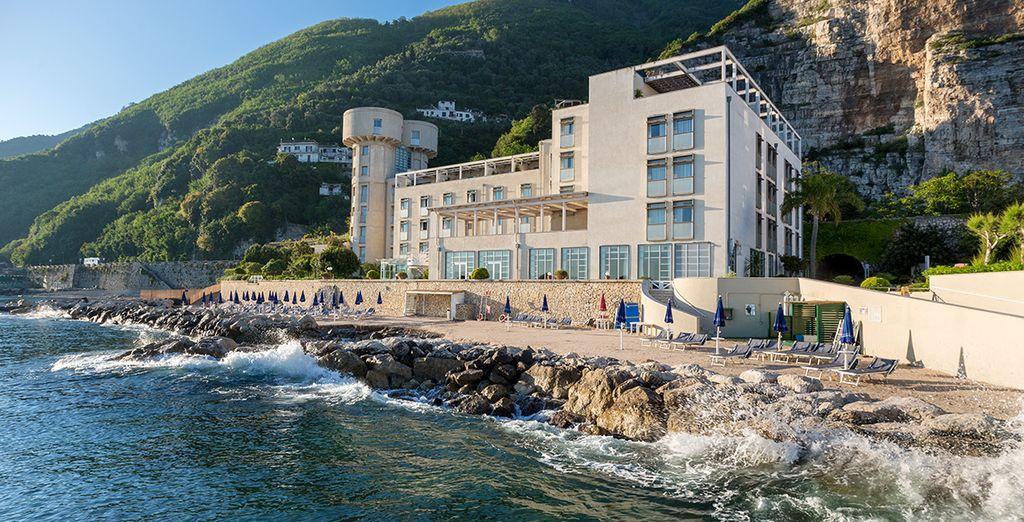 Welkom in het Towers Hotel Stabiae Sorrento Coast 4*