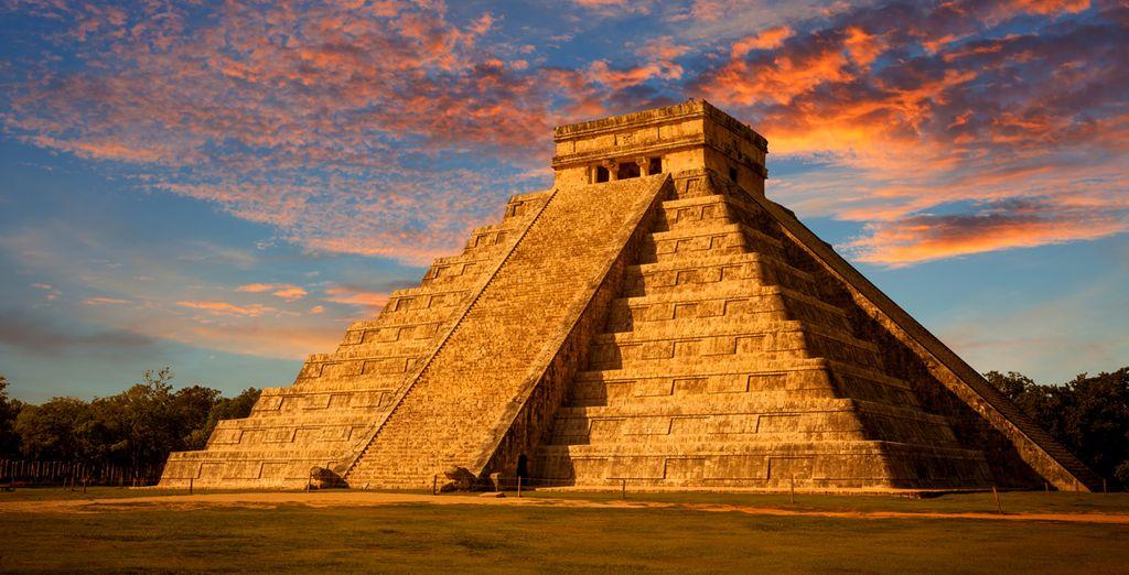 Als u wenst kunt u op verkenning gaan in Yucatán