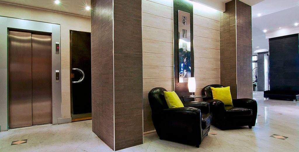 Een modern 4* hotel