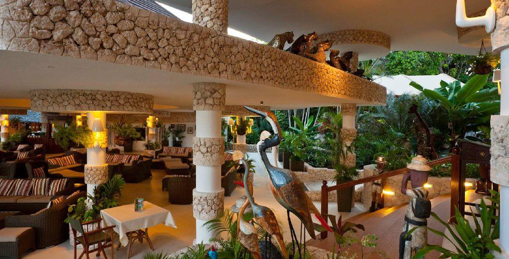 Dit charmante 4* hotel brengt u naar exotische sferen