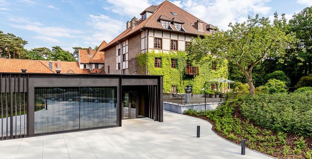 Een riant en veelzijdig hotel met vele prachtige faciliteiten