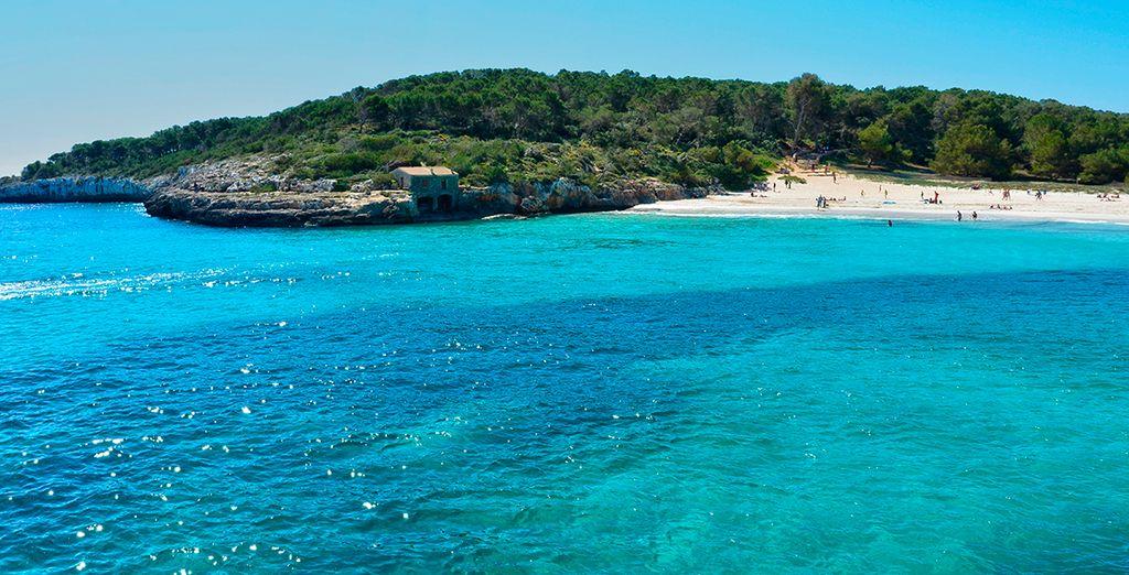 Gesitueerd op het eiland Mallorca