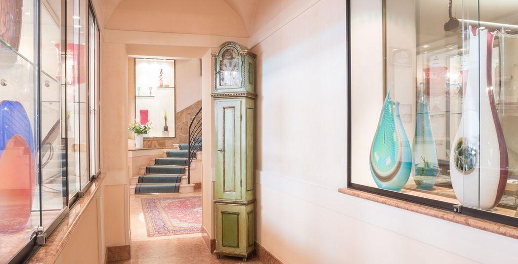 Ontdek het Bonvecchiati hotel, vol charme