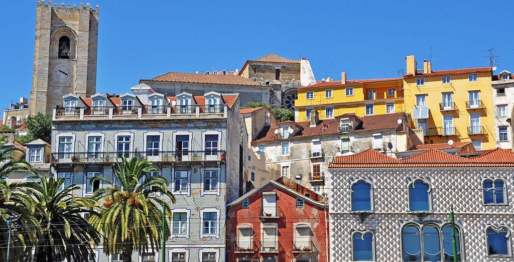 De pittoreske wijken