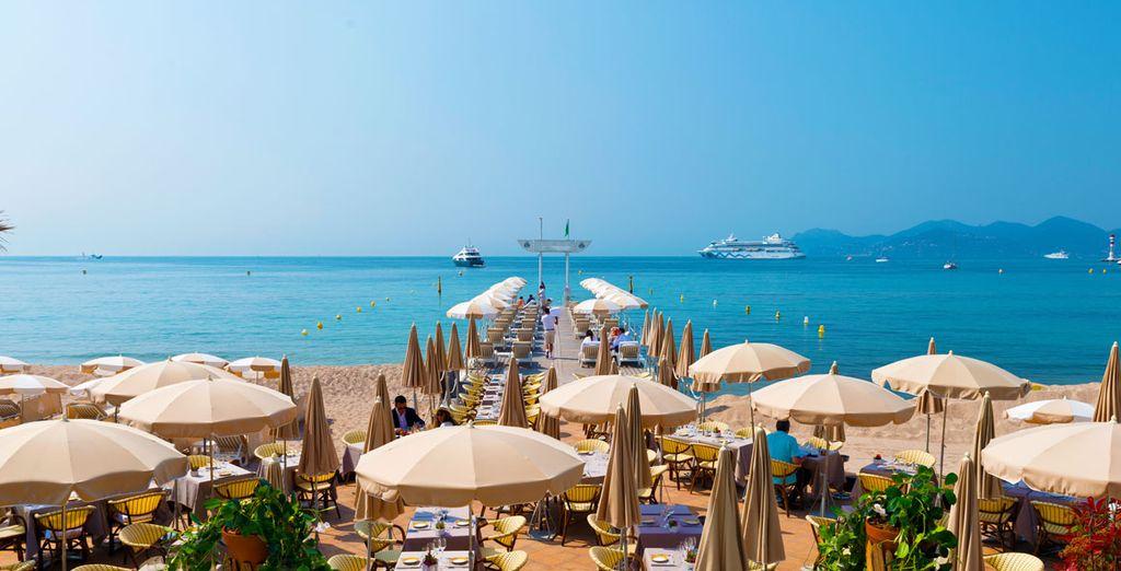 Welkom aan de Franse Riviera