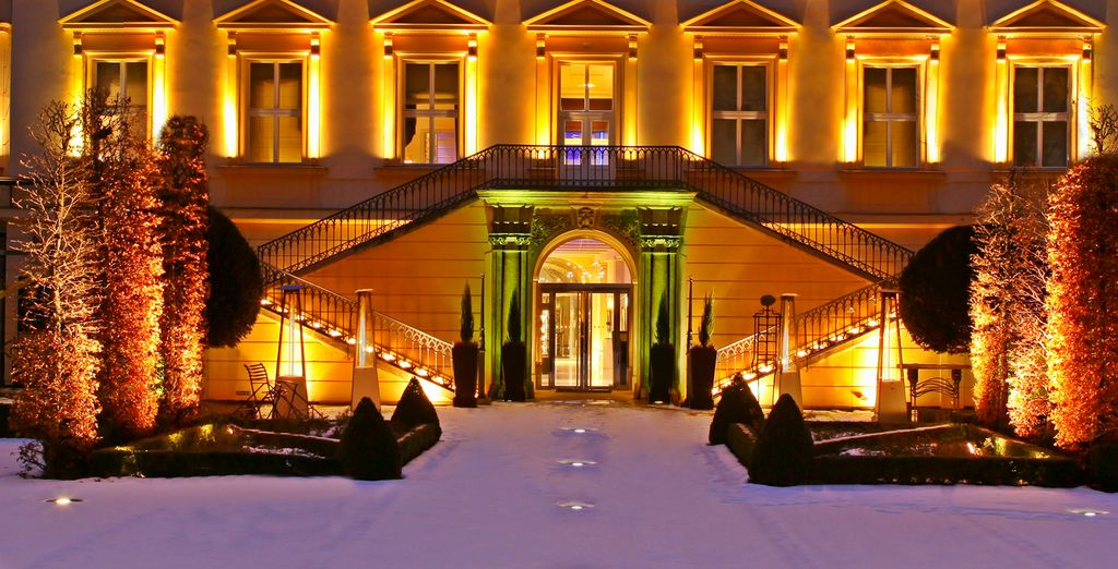 Welkom in The Grand Mark Hotel 5*