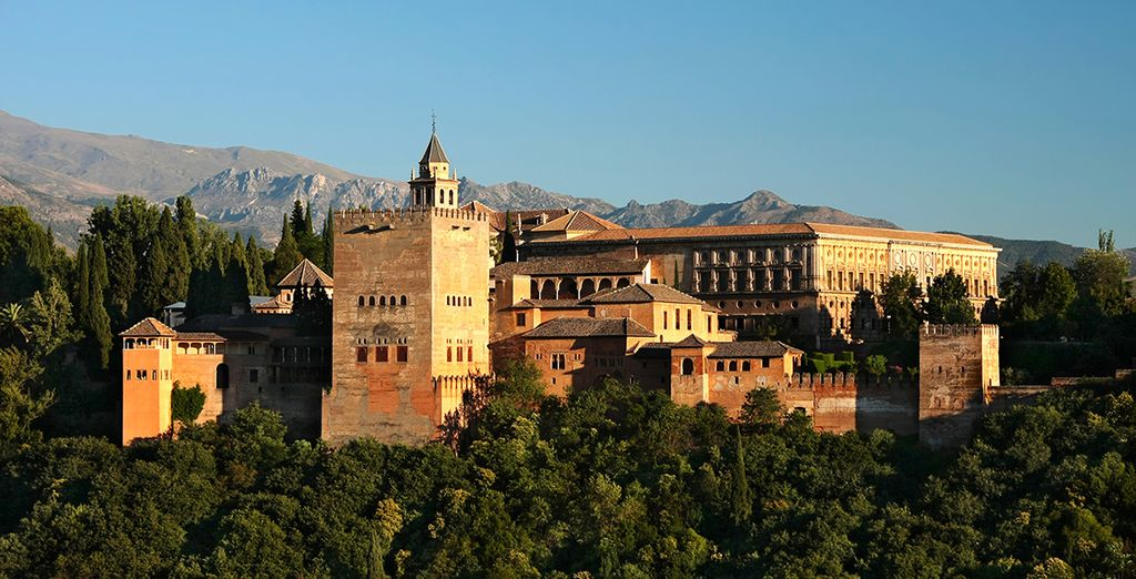 En daarna Granada...