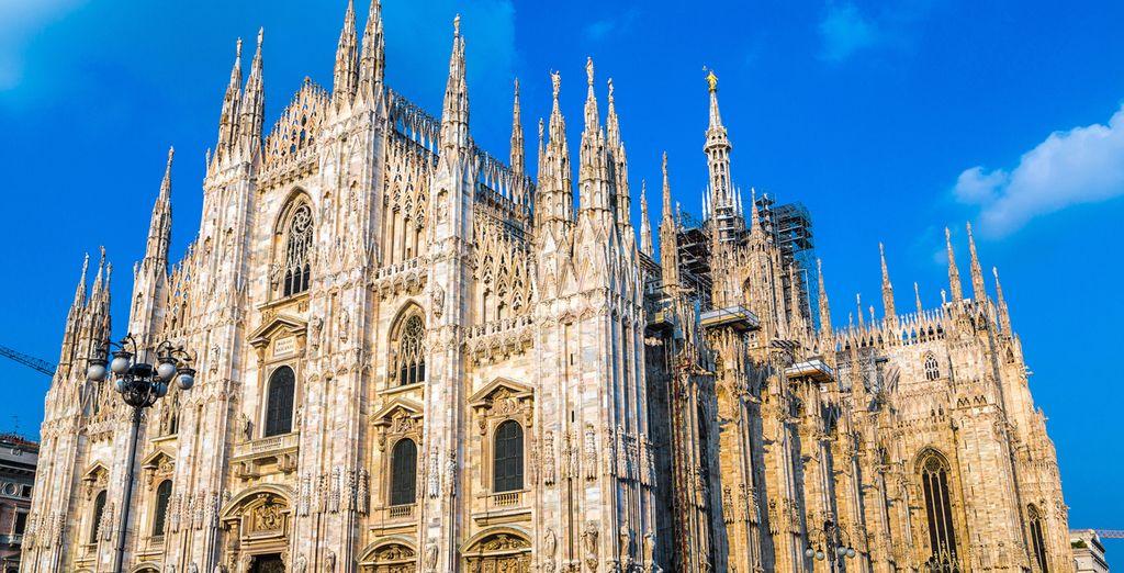 Welkom in Milaan!