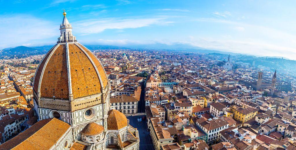 geniet van het ritme van de mooiste stad van Italië...
