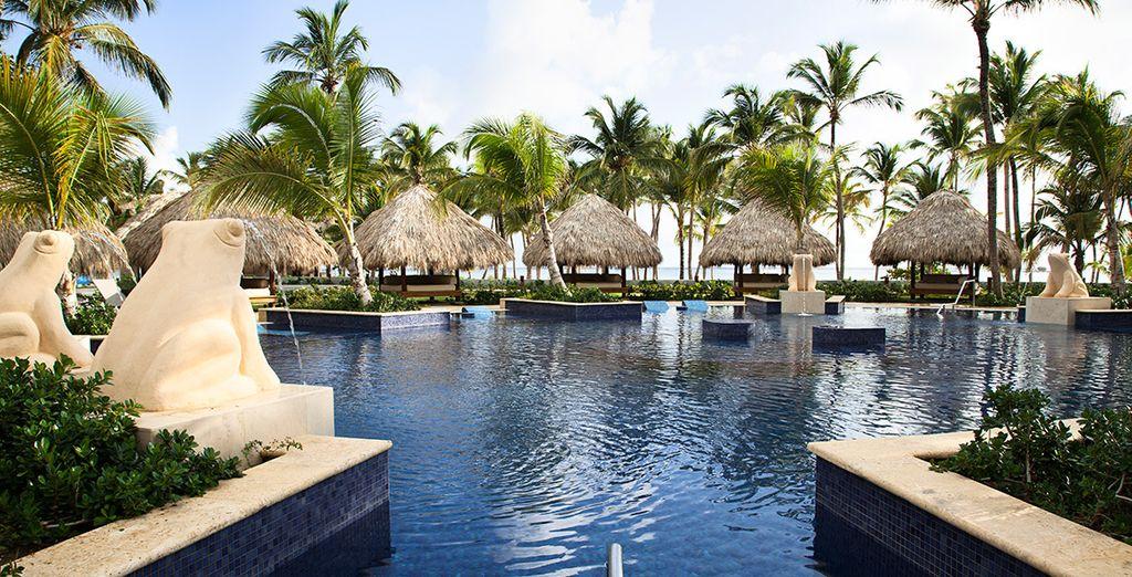 Een welverdiende vakantie in het Caribisch gebied