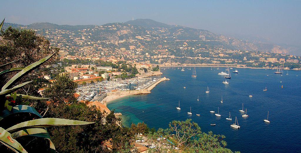 Kunt u wel een dosis Côte d'Azur gebruiken?