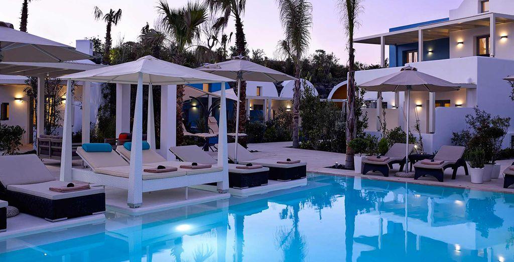 In het Aurora Luxury Hotel & Spa 5*
