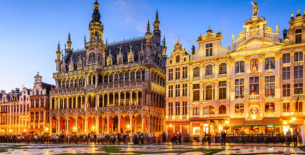 In het kosmopolitische Brussel