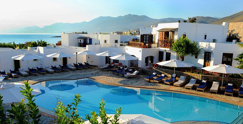 Welkom in het Creta Maris 5*