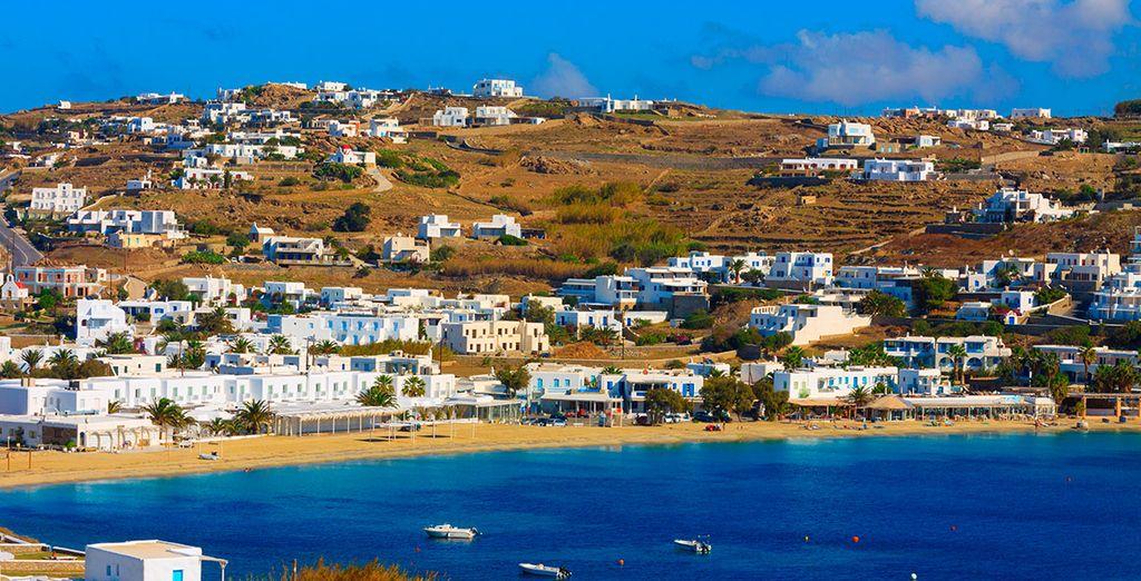 Welkom in de idyllische omgeving van Agios Ioannis