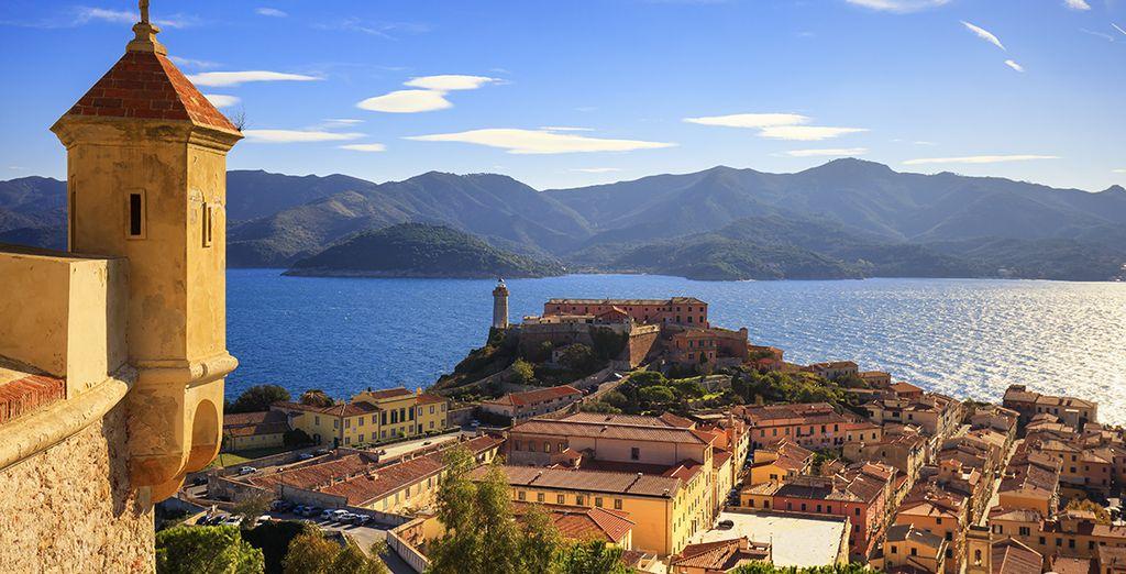 Ga op ontdekking in het prachtige Livorno