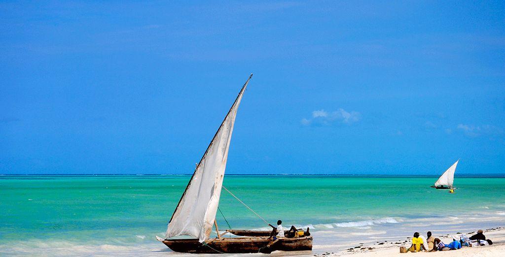 Op naar het uitzonderlijke Zanzibar