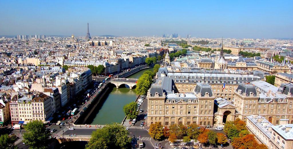 Ga op verkenning in de Franse hoofdstad