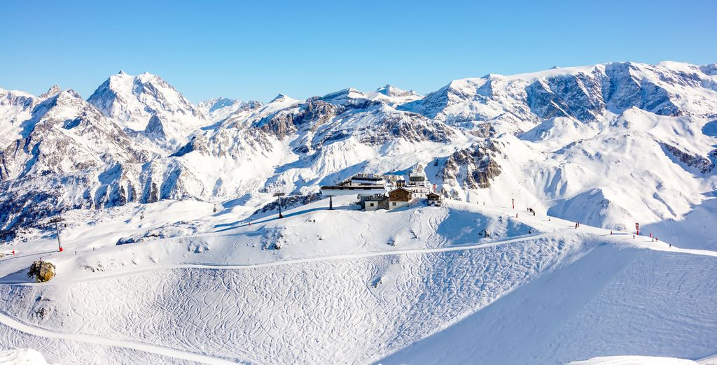 Courchevel ski holidays