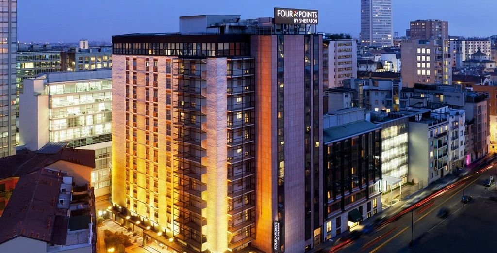 Four Points by Sheraton Milan Center 4* - Voyage Privé