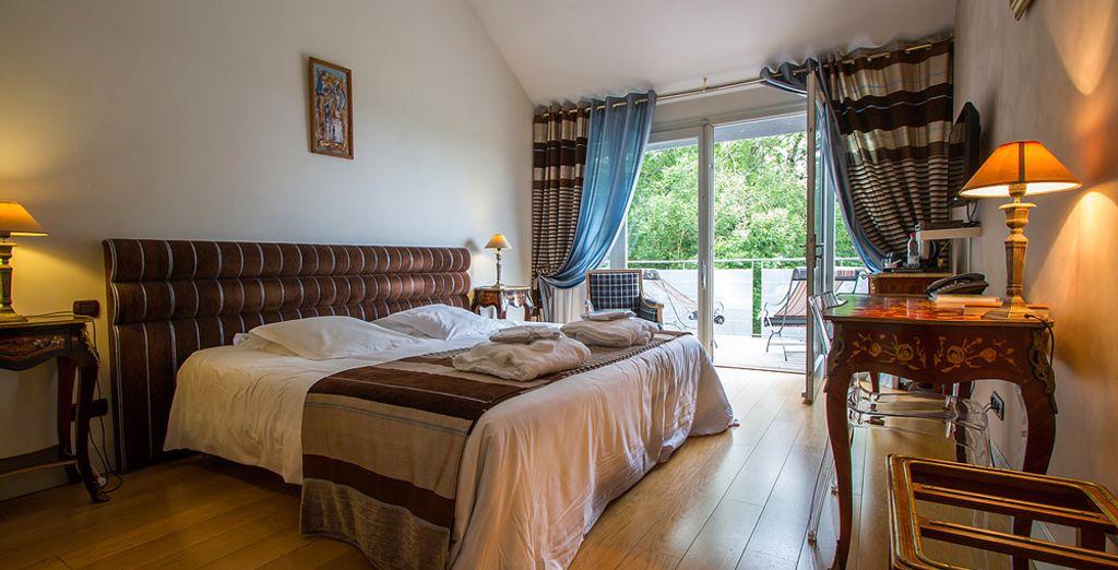 Le Pavillon du Château Hotel & Spa 4*