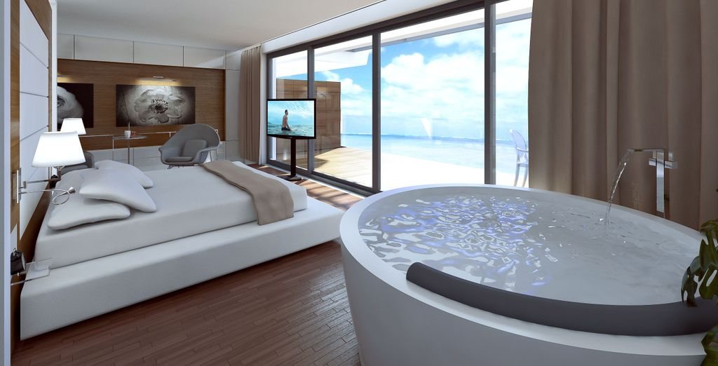 Lesante Blu Exclusive Beach Resort 5* - Adults Only