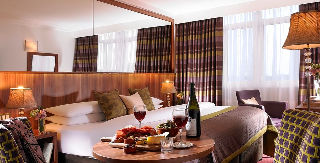 Dublin Skylon Hotel 4* - Hotels in Ireland