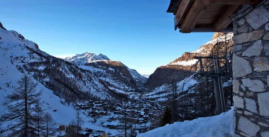 Ski holidays in December : Val D'Isere, France