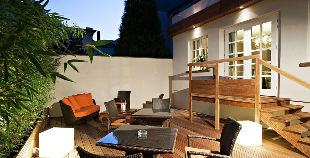 Hotel Villa d'Est 4* - best booking offers with Voyage Privé