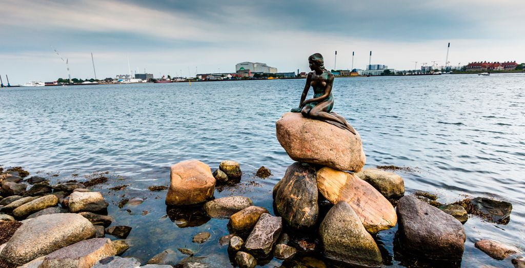 City Breaks in Copenhagen : The Little Mermaid
