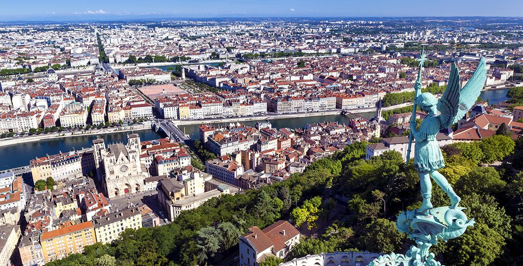 Set out and discover the city of Lyon