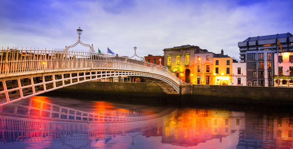 Holidays in October : Dublin